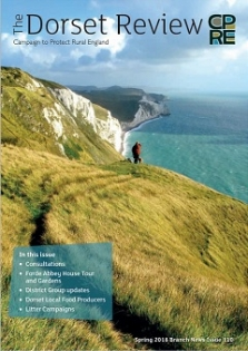 Cover page Walking east towards Durdle Door on Jurassic Coast