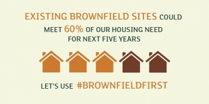 Brownfield registers identify land for more than 1 million homes