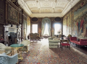 Forde Abbey - The Saloon