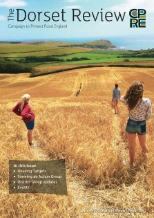 New look Autumn 2016 edition of The Dorset Review