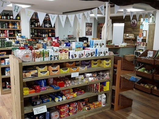 Cattistock Stores winner Dorset Best Village Shop 2017