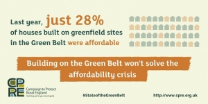 CPRE's annual State of the Green Belt report
