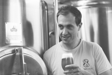 Steve Farrell from Eight Arch Brewing