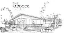 The Paddock Project, artist's impression of gallery