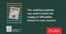 Rural communities denied affordable housing as developers exploit loophole